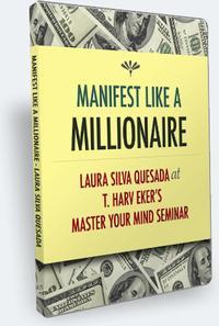 Manifest Like a Millionaire med Laura Silva