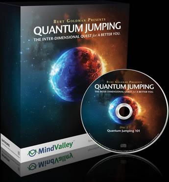 Oplev Quantum Jumping med Burt Goldman